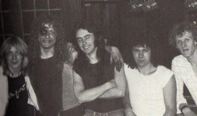 Οι Iron Maiden «γλεντάνε» τον πρώην τραγουδιστή τους για τη μήνυση που έκανε - Roxx.gr