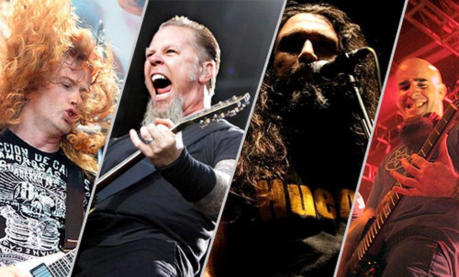 Αυτά είναι τα 40 καλύτερα thrash metal κομμάτια όλων των εποχών! - Roxx.gr