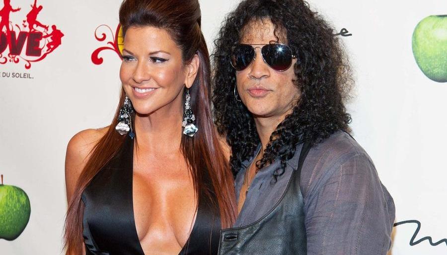 Τρελά λεφτά θα δώσει ο Slash για το διαζύγιο του - Roxx.gr