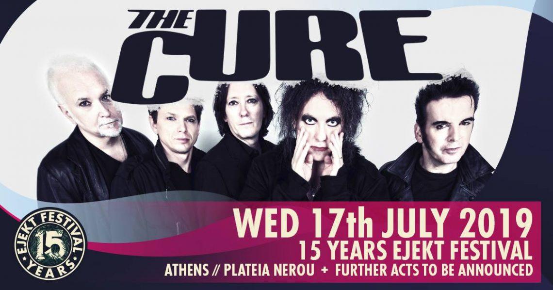 Όλες οι λεπτομέρειες για τη μεγάλη συναυλία των Cure στην Ελλάδα! - Roxx.gr