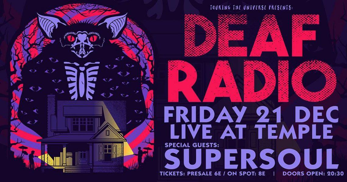 Οι Deaf Radioζωντανά στο Temple - Roxx.gr