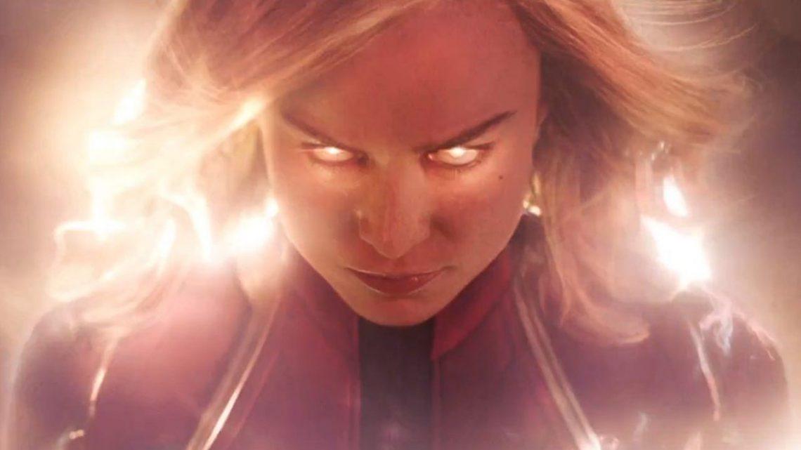 Αυτό είναι το πρώτο trailer της Captain Marvel! - Roxx.gr