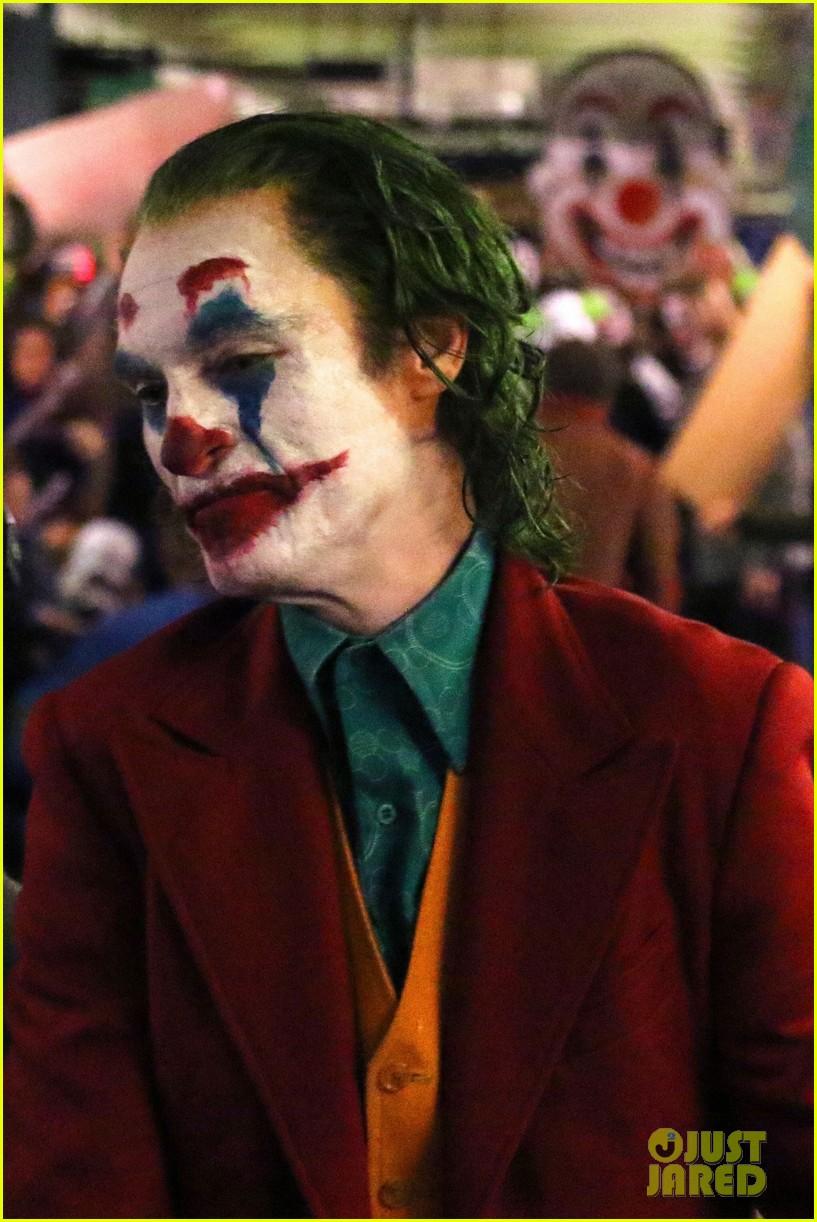 O Joker προκαλεί... εξέγερση στο μετρό της Νέας Υόρκης!