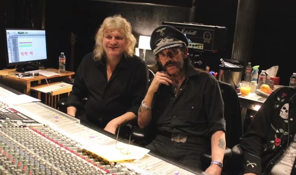 Ακούστε μία από τις τελευταίες ηχογραφήσεις του Lemmy! - Roxx.gr
