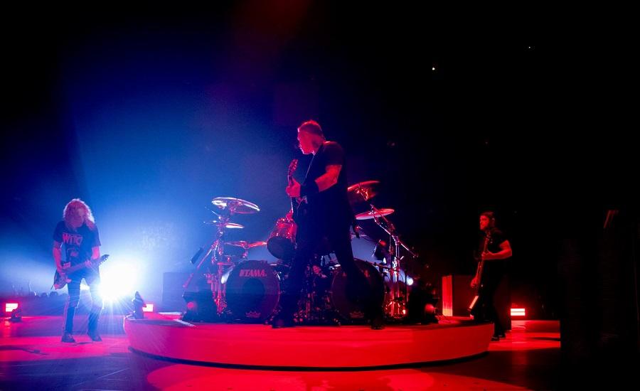 Κι άλλο τραγούδι-έκπληξη από τους Metallica στην περιοδεία τους - Roxx.gr