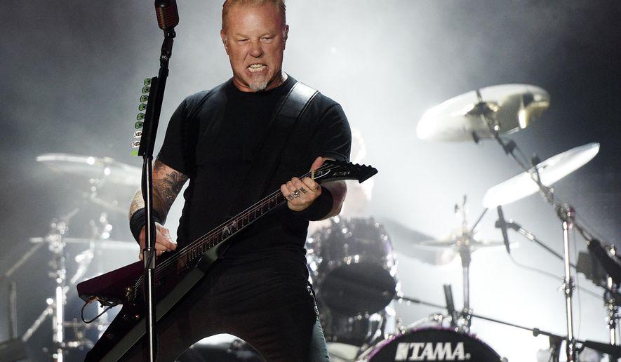 Οι Metallica δεν έπαιξαν ούτε ένα τραγούδι από το Black Album μετά από 30 χρόνια - Roxx.gr