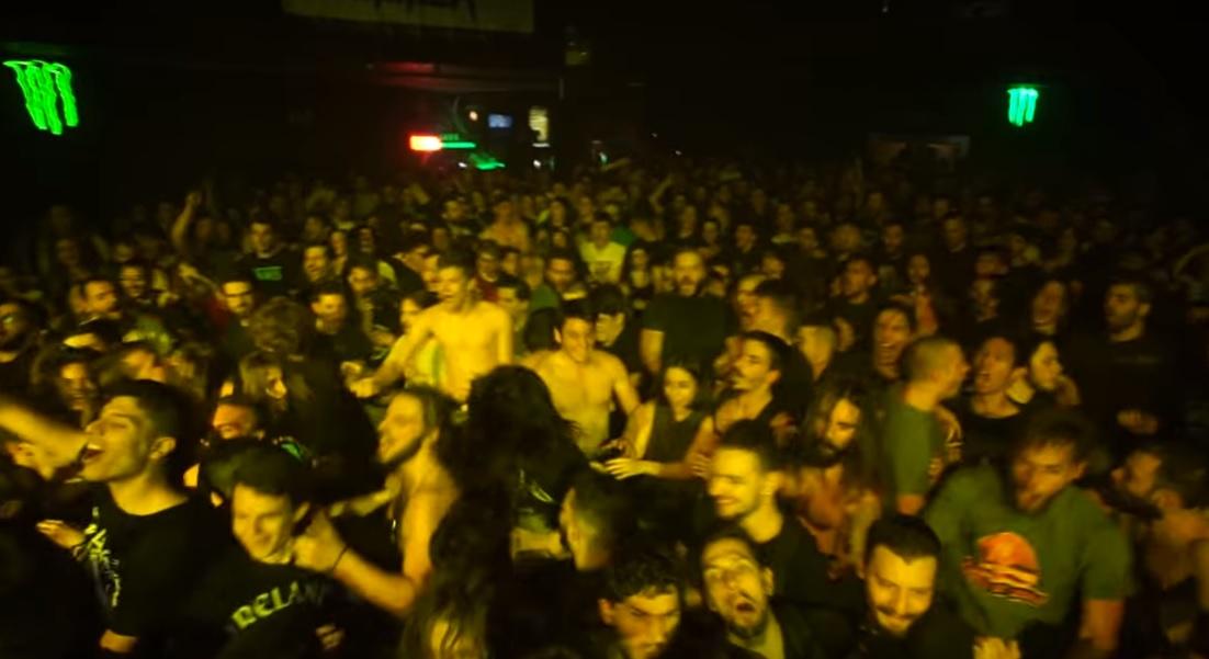 Ο κακός χαμός στο live βίντεο των Planet of Zeus για το Leftovers! - Roxx.gr