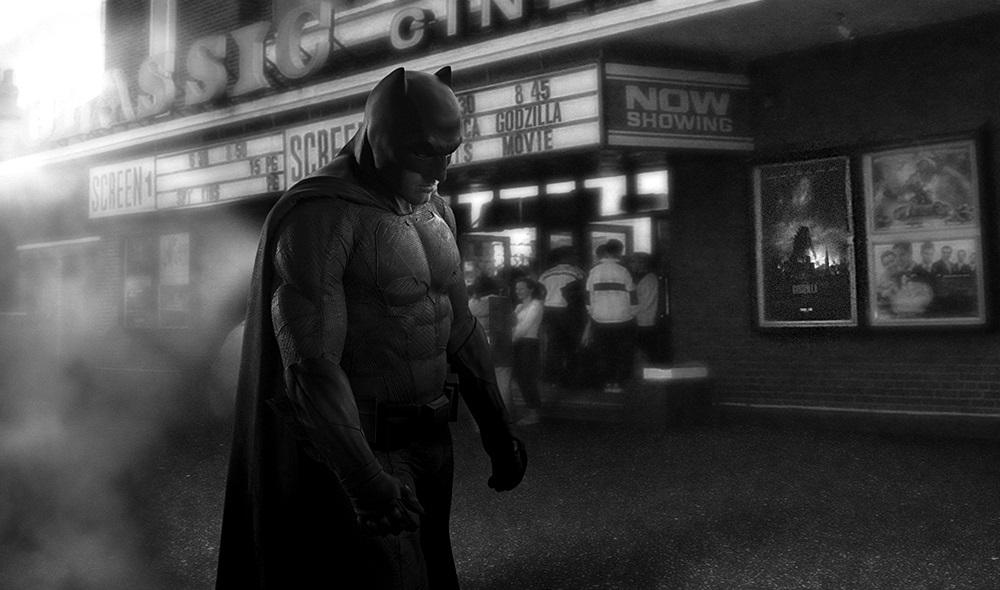 Τίποτα δεν μπορεί να σας προετοιμάσει για αυτό το τραγούδι για τον Batman! - Roxx.gr