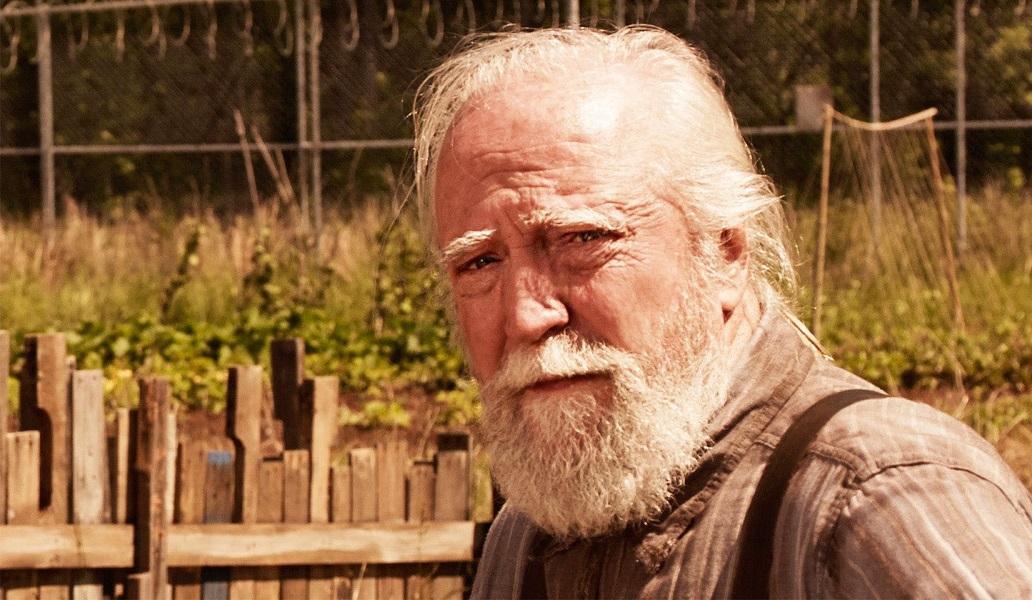 Έφυγε από τη ζωή ο Χέρσελ του Walking Dead - Roxx.gr