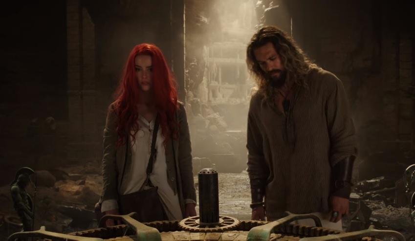 Το πεντάλεπτο (!) trailer για το Aquaman μας βάζει για τα καλά στο κλίμα της ταινίας - Roxx.gr