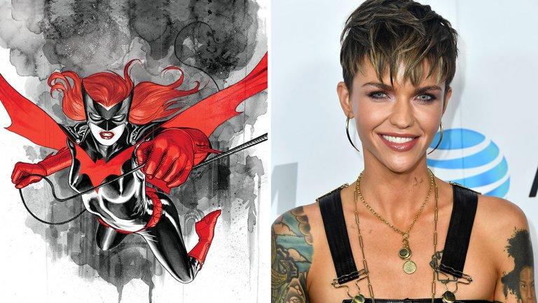 Η πρώτη εικόνα της Batwoman από το τηλεοπτικό σύμπαν της DC - Roxx.gr