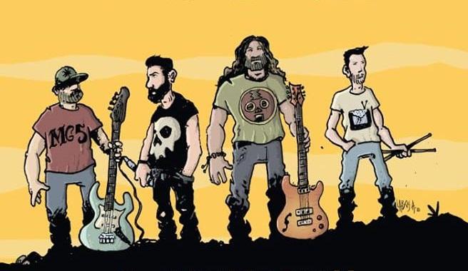 Οι Deathcrop Valley παρουσιάζουν το νέο τους άλμπουμ στο An Club - Roxx.gr