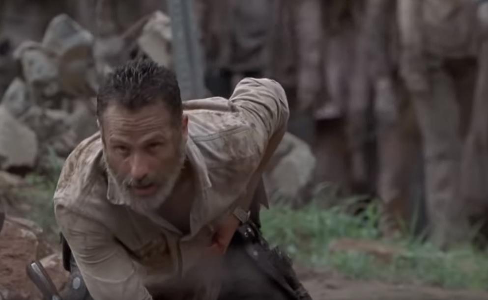 Το trailer για το τελευταίο επεισόδιο του Ρικ στο Walking Dead! - Roxx.gr