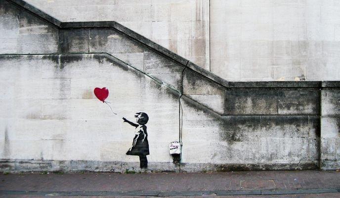 Τα έργα του Banksy «ζωντανεύουν» για πρώτη φορά στην Ελλάδα! - Roxx.gr