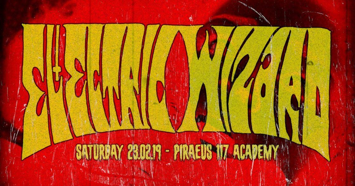 Οι Electric Wizard επιστρέφουν στην Ελλάδα - Roxx.gr