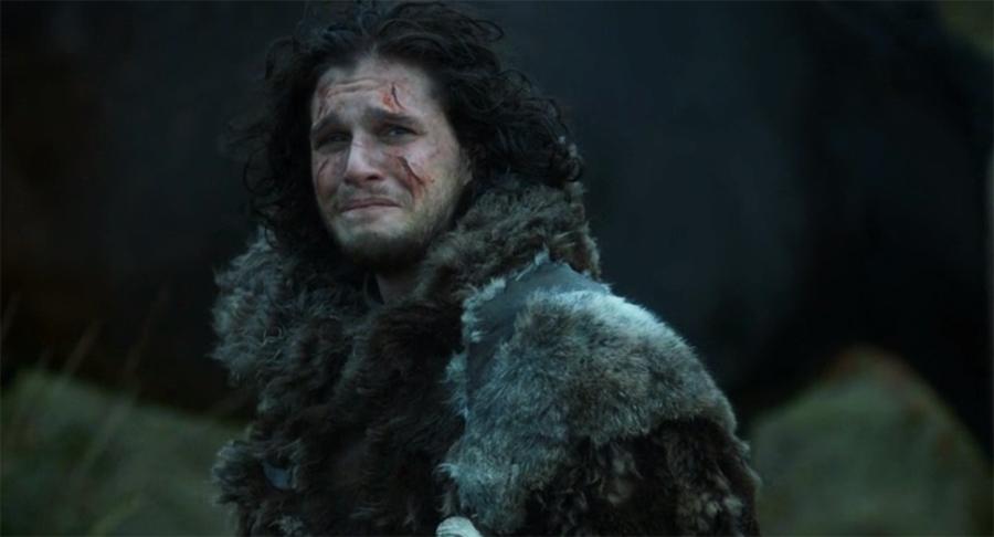 Γιατί έβαλε τα κλάματα ο Τζον Σνόου (δύο φορές) όταν διάβασε το σενάριο του Game of Thrones; - Roxx.gr