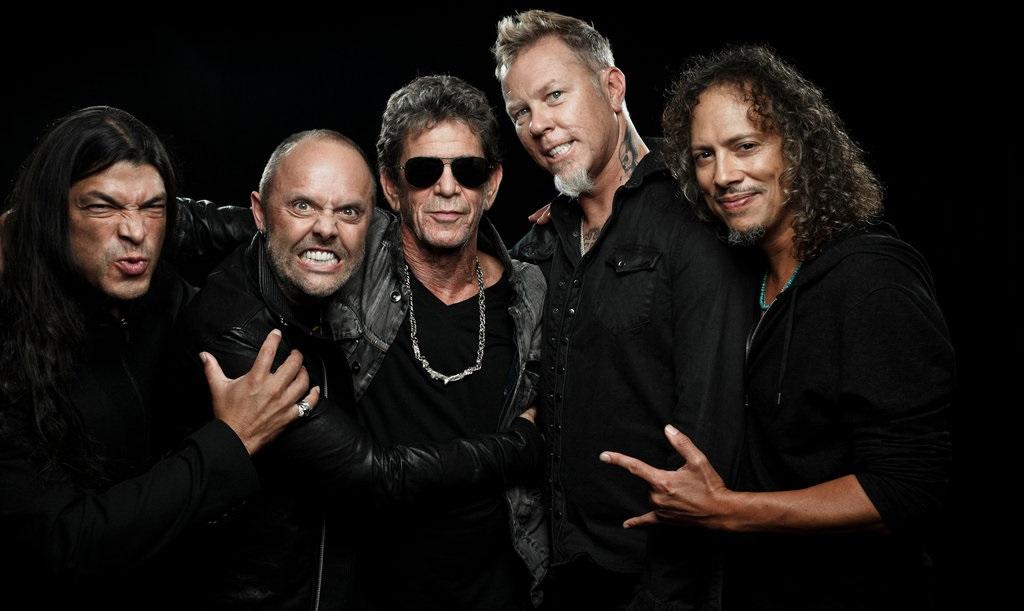 Οι Metallica κάνουν πλακίτσα με το Lulu - Roxx.gr
