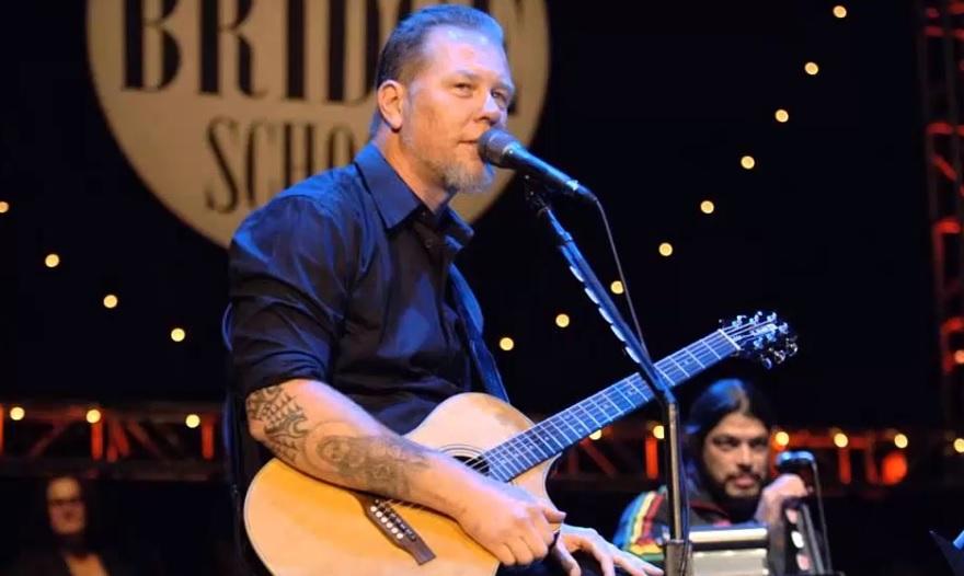 Δείτε πλάνα από την ακουστική εμφάνιση των Metallica – Χωρίς εκπλήξεις το setlist - Roxx.gr