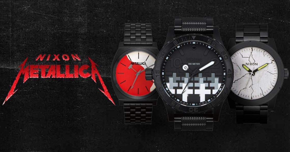 Εδώ θα βρείτε τα ρολόγια των Metallica στην Ελλάδα! - Roxx.gr