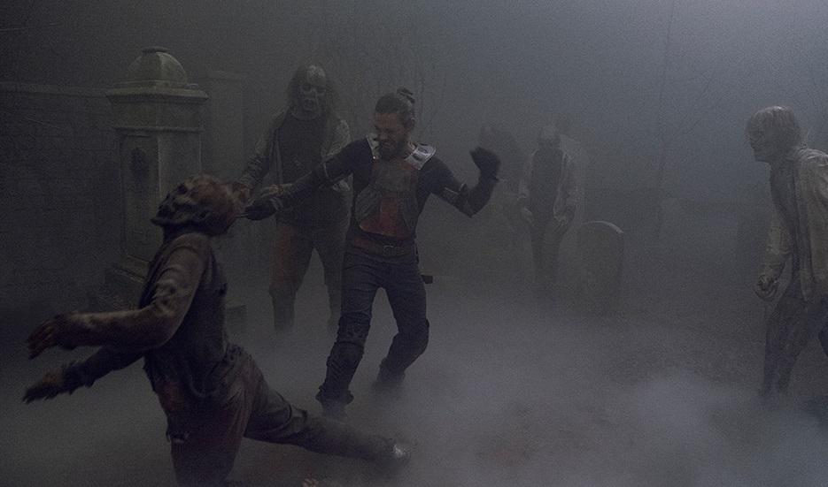 Βγαλμένο από τις καλύτερες μέρες της σειράς το φινάλε του Walking Dead - Roxx.gr