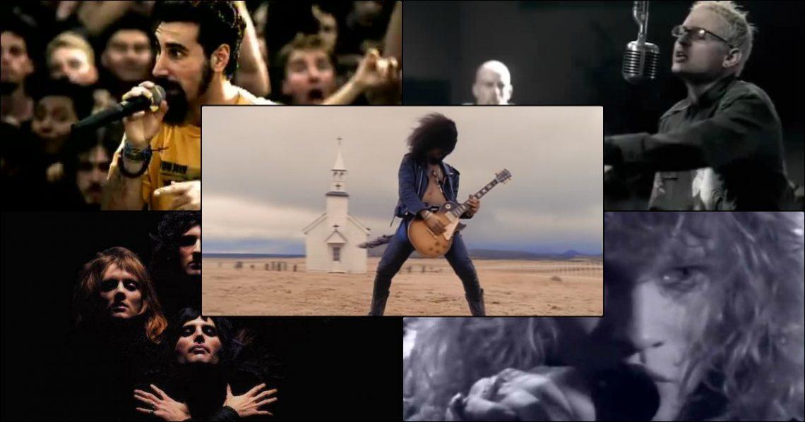 Αυτά είναι τα 20 rock τραγούδια με τα περισσότερα views στο youtube - Roxx.gr