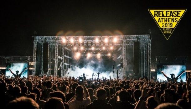 Μέχρι το βράδυ της Κυριακής παραμένουν ίδιες οι τιμές για τα εισιτήρια του Release Athens - Roxx.gr