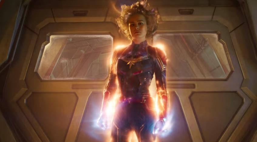 Αυτό είναι το νέο trailer της Captain Marvel λίγο πριν τους Avengers - Roxx.gr