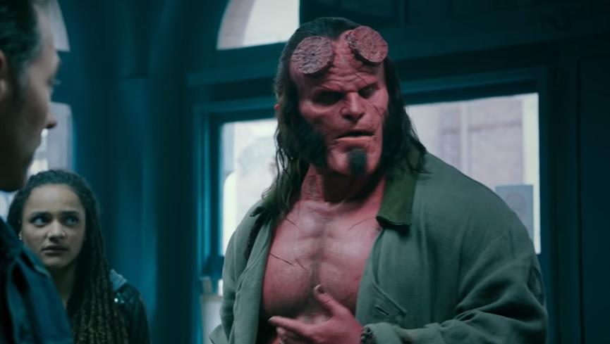 Το πρώτο trailer του Hellboy είναι εδώ! - Roxx.gr