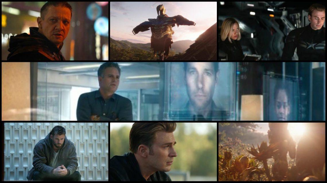 Avengers: Δέκα βαρβάτες στιγμές από το trailer του Endgame - Roxx.gr