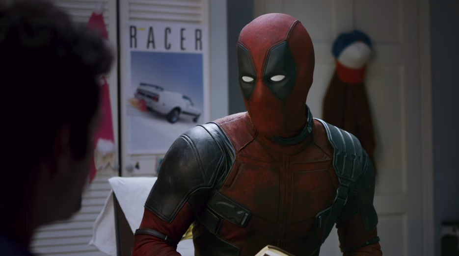 Ο Deadpool είναι φανατικός των Nickelback και βάζει τα πράγματα στη θέση τους - Roxx.gr