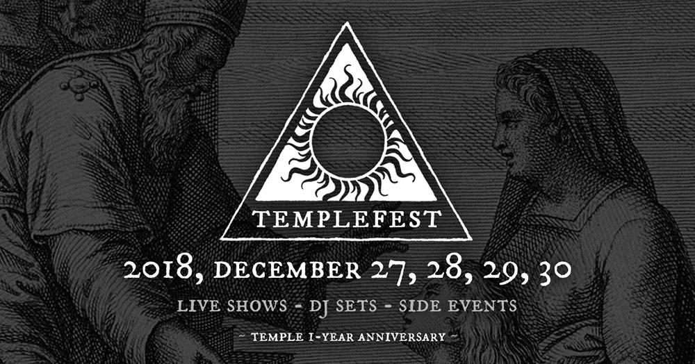 Το πρώτο Templefest έρχεται στον συναυλιακό Ναό της Αθήνας - Roxx.gr