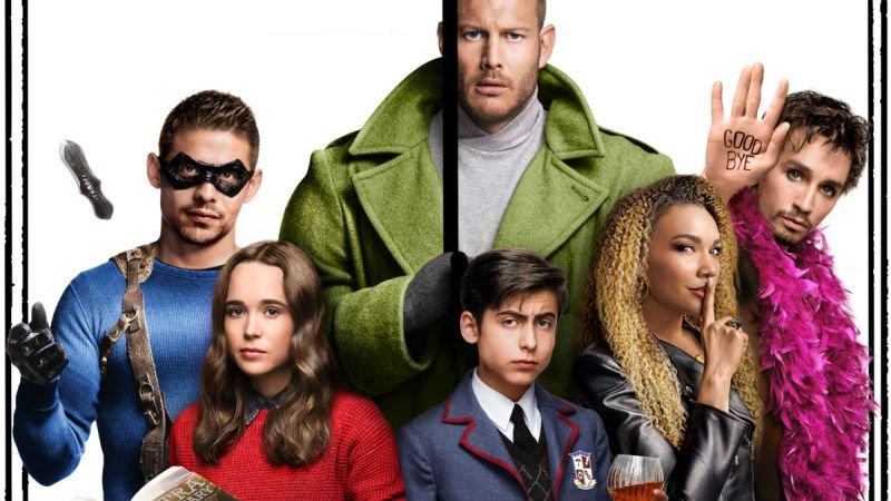 Έξι εντελώς διαφορετικοί ήρωες έρχονται στο Netflix με το Umbrella Academy! - Roxx.gr