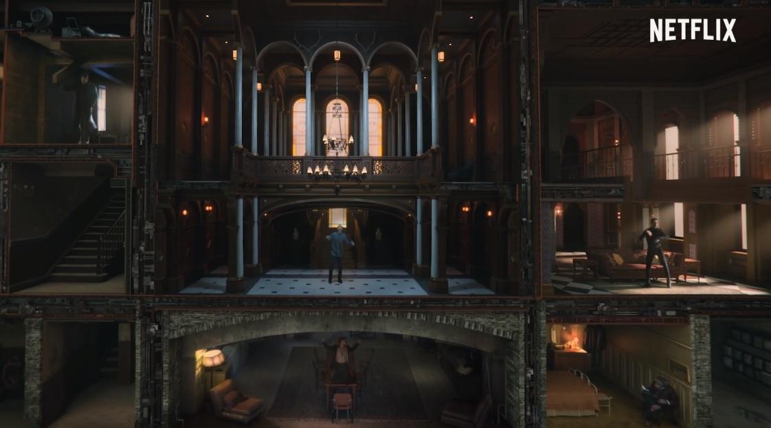 Νέο trailer για το Umbrella Academy του Netflix με τραγούδι από τους μισούς My Chemical Romance - Roxx.gr