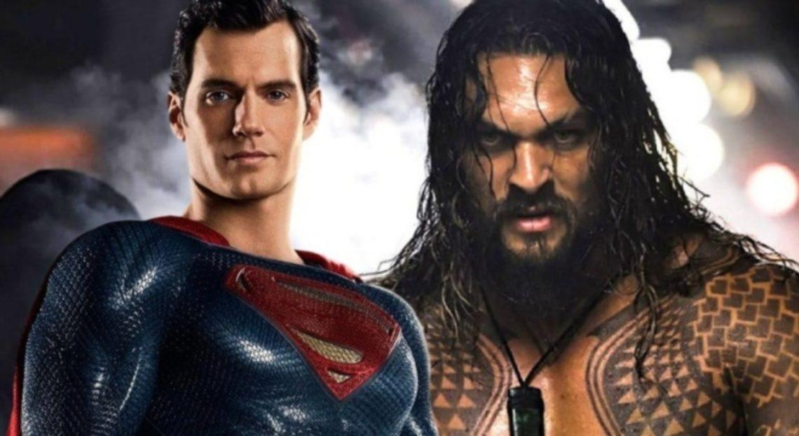 Ο Superman βγάζει τη μπλούζα κρατάει πιρούνι και μιμείται τον Aquaman! - Roxx.gr