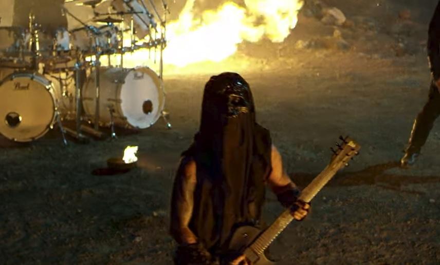 Τρομερό βίντεο για το καλύτερο τραγούδι του νέου δίσκου των Behemoth - Roxx.gr