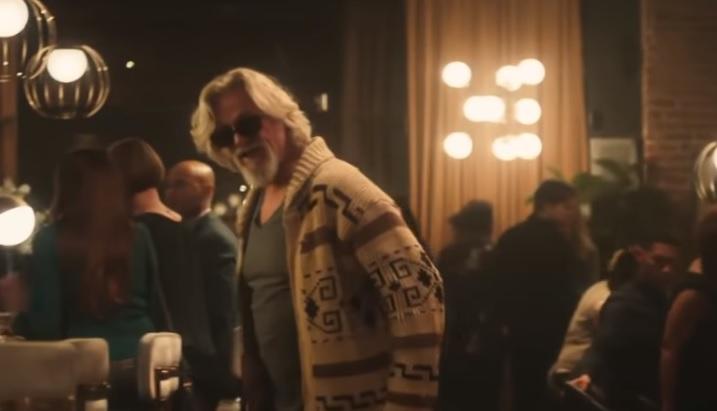 Ο Μεγάλος Λεμπόφσκι επέστρεψε σε διαφήμιση μπύρας! - Roxx.gr