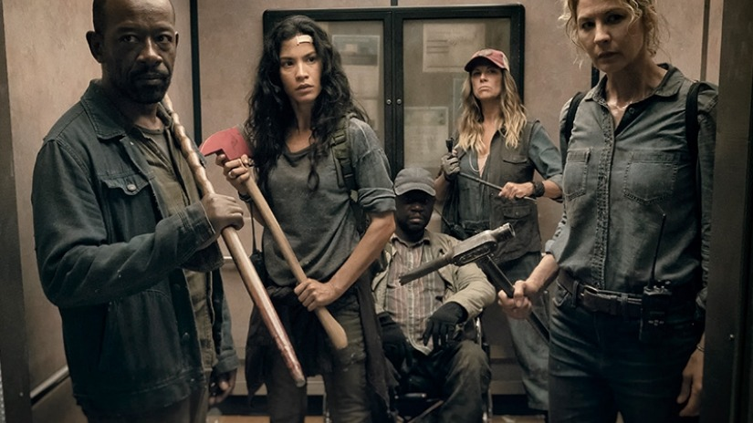 Άλλος ένας ηθοποιός του Walking Dead μετακομίζει στο Fear the Walking Dead - Roxx.gr