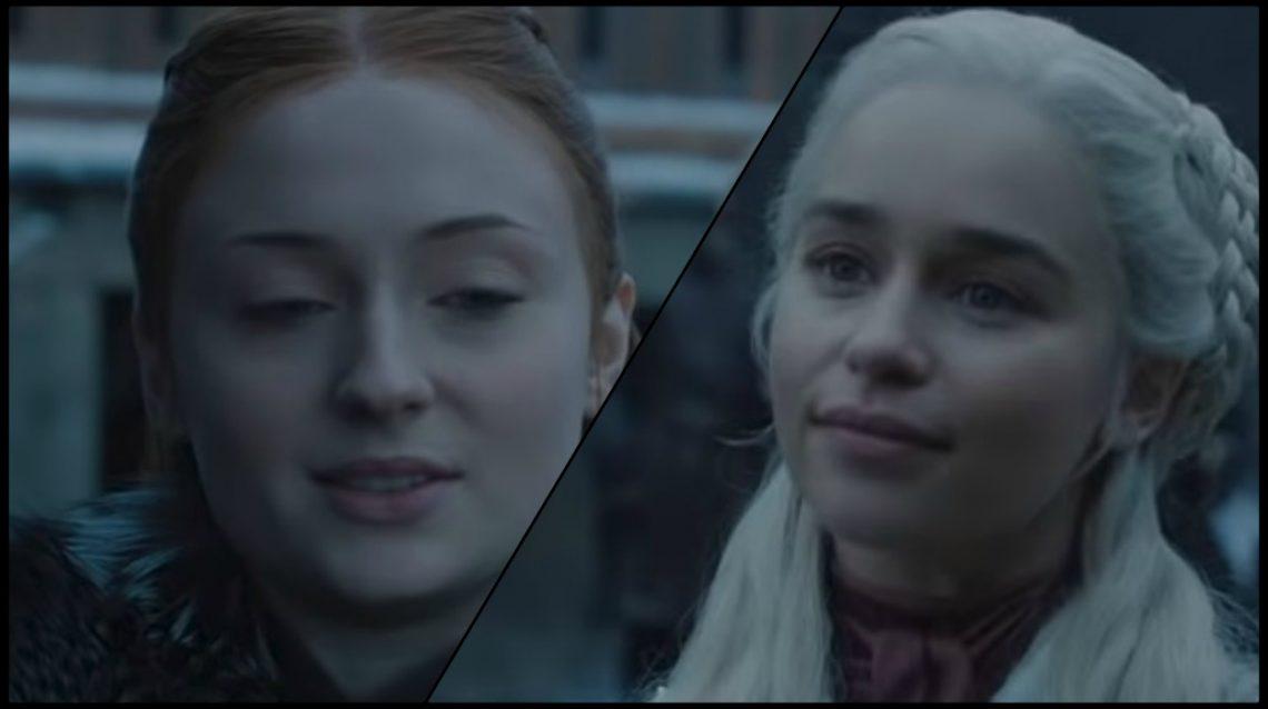 H Σάνσα συναντά για πρώτη φορά την Ντενέρις σε νέο βίντεο από το Game of Thrones! - Roxx.gr