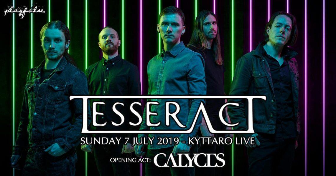 Οι Tesseract στην Αθήνα τον Ιούλιο! - Roxx.gr