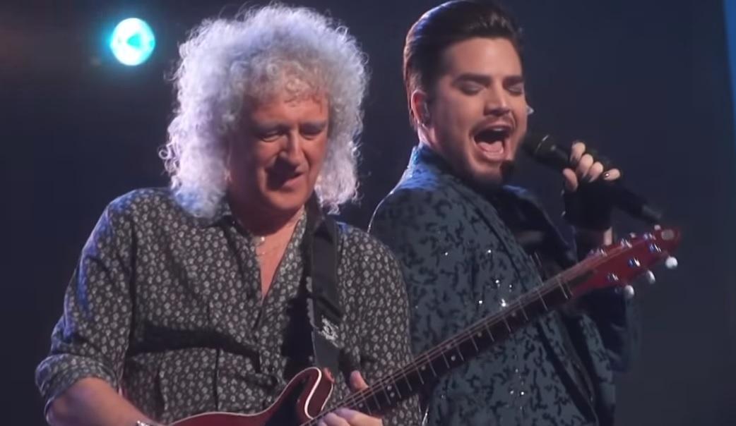 Οι Queen  (με τον Adam Lambert) άνοιξαν την αυλαία των όσκαρ! - Roxx.gr