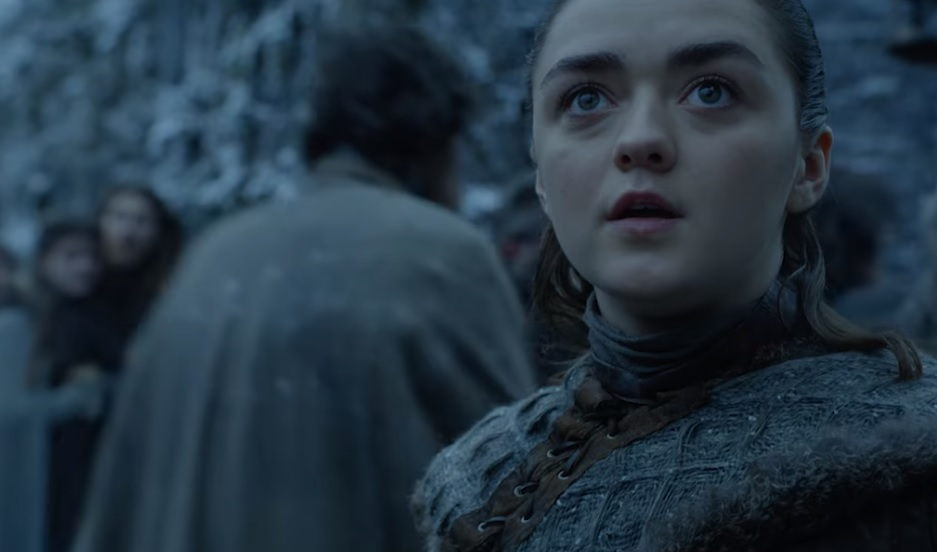 Οι δράκοι σκάνε μύτη στο Βορρά στη νέα σκηνή του Game of Thrones! - Roxx.gr