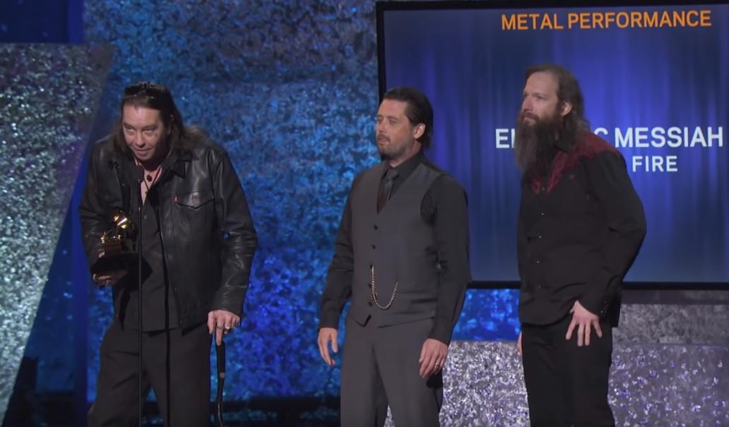 Στους High on Fire το metal Grammy! - Roxx.gr