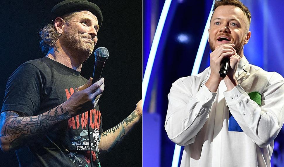 Οι Imagine Dragons είναι οι νέοι Nickelback, λέει ο Corey Taylor - Roxx.gr