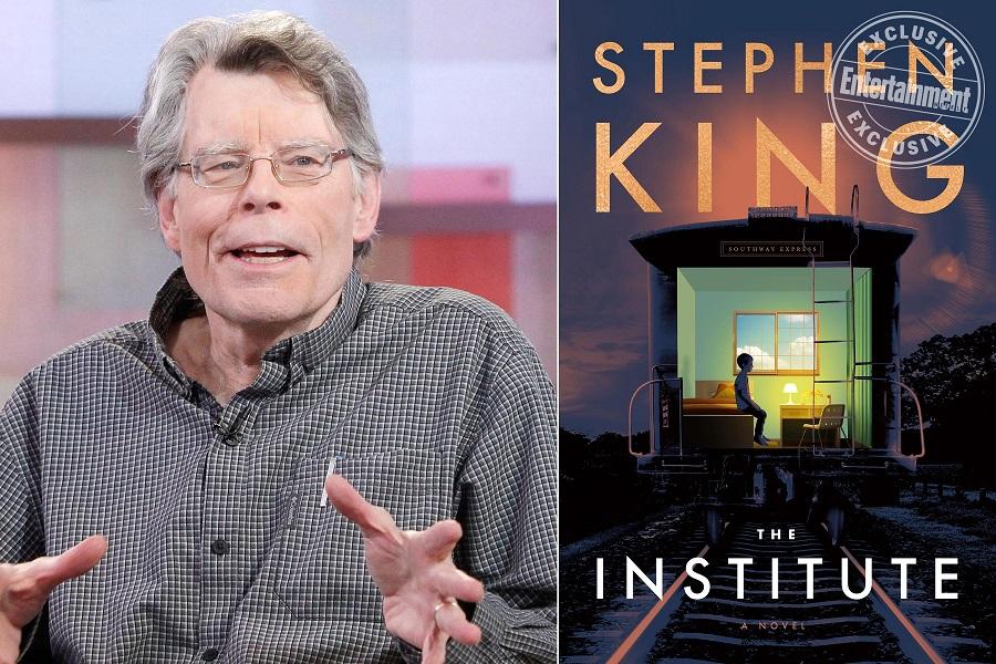 Αυτό είναι το εξώφυλλο για το νέο βιβλίο του Stephen King που θυμίζει λίγο X-Men - Roxx.gr