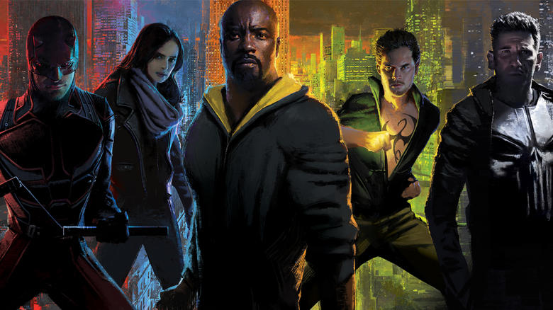 Η Marvel υπόσχεται επιστροφή των ηρώων που «έκοψε» το Netflix - Roxx.gr