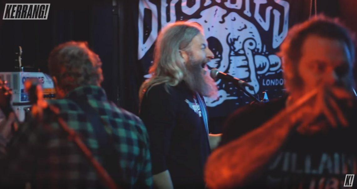 Οι Mastodon έπαιξαν ζωντανά όλα τα τραγούδια τους με τον Scott Kelly - Roxx.gr