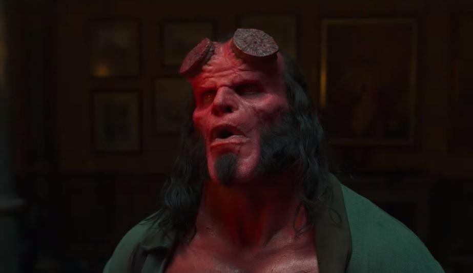 Το νέο trailer του Hellboy φέρνει το αίμα και τα μπινελίκια - Roxx.gr