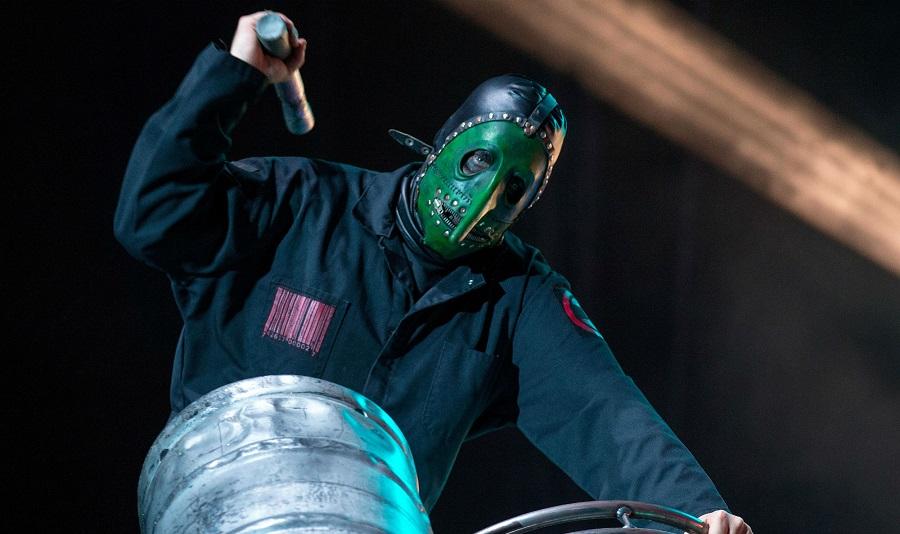 Παρελθόν από τους Slipknot o Chris Fehn – Τον απέλυσαν - Roxx.gr