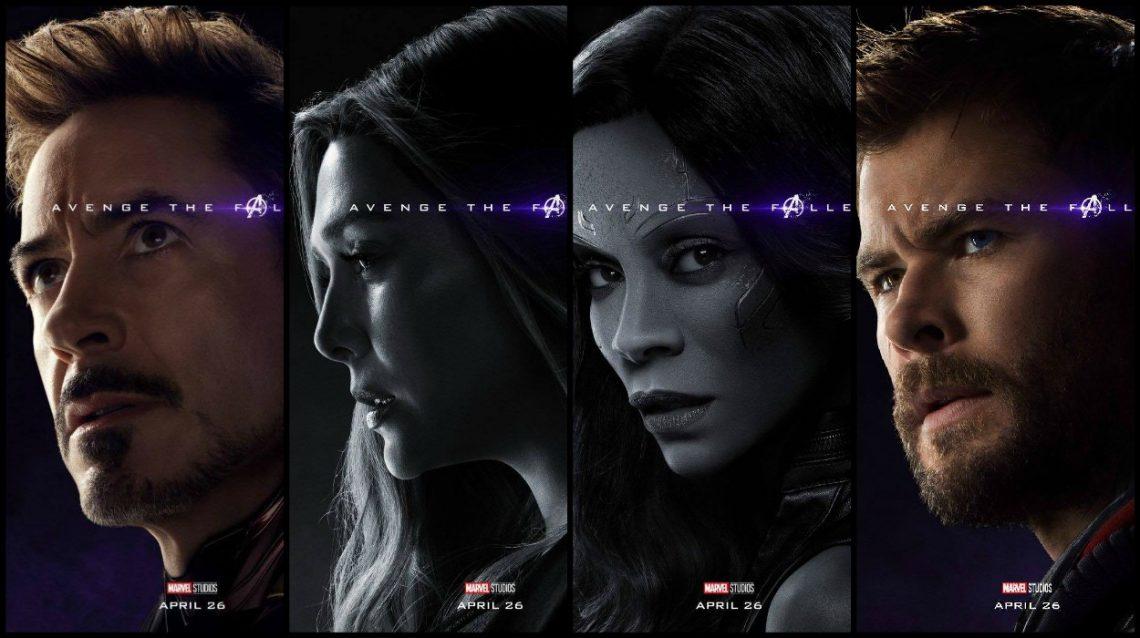 Νεκροί και ζωντανοί μαζί στα νέα πόστερ των Avengers και μία έκπληξη! - Roxx.gr