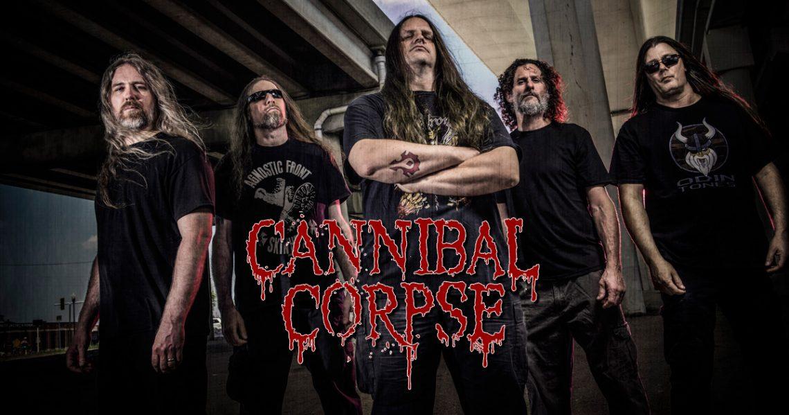 Οι Cannibal Corpse για δύο εμφανίσεις στην Ελλάδα τον Ιούνιο - Roxx.gr